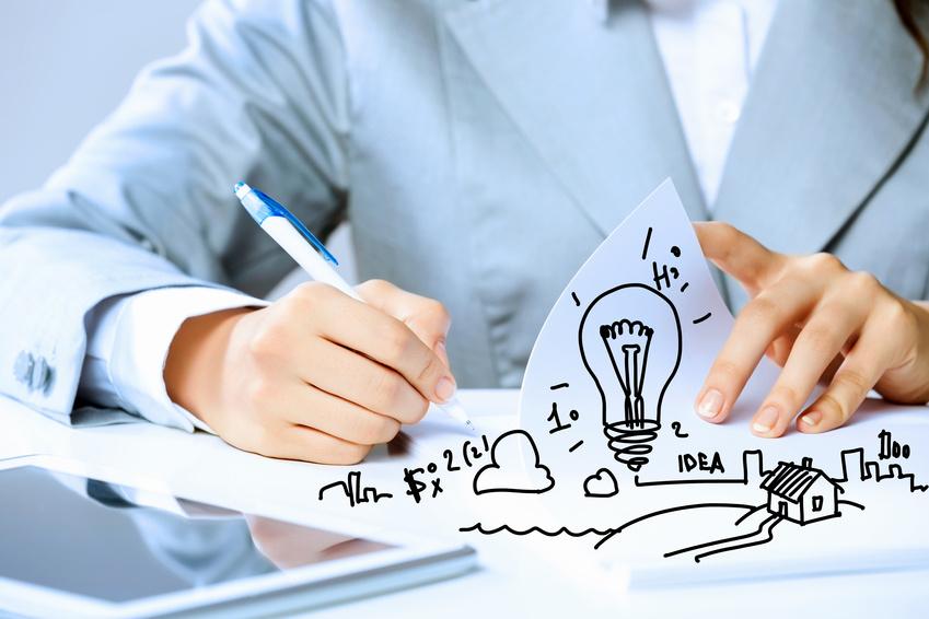 Der Zeitpunkt von Ideen